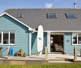 Rockpools-Beach-Chalet, Luxury family holiday cottage, Gwithian