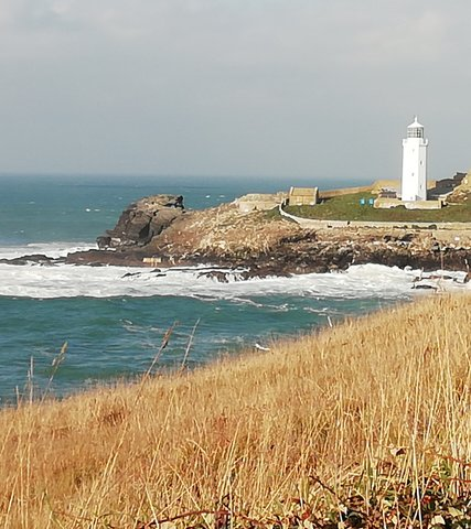 Gwithian towans to godrevy lighthouse