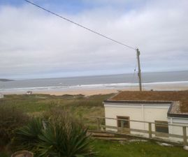 Herons Hideout, Cornish self catering cottage, Gwithian, St Ives Bay