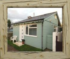Seadream Chalet. rustic holiday lets, Gwithian Cornwall